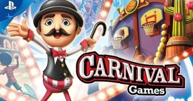 Carnival Games – Gameplay Trailer | PS4