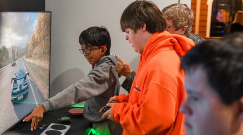 Microsoft Store powers new experiences for all at ultra-accessible theme park in Texas