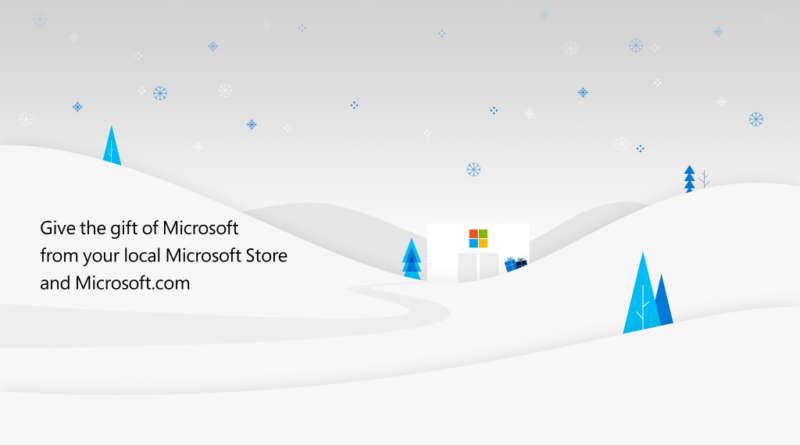 Waiting until the last minute to shop for the holidays? You're not alone, and Microsoft Store has you covered