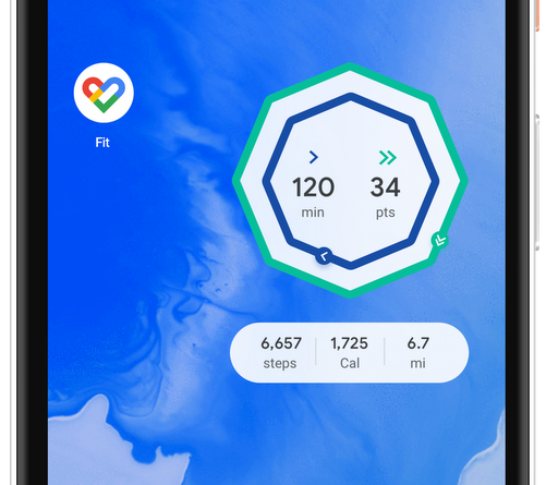 This holiday season, keep calm and Google Fit on