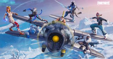 Take to the Skies in Fortnite Season 7 on Xbox One