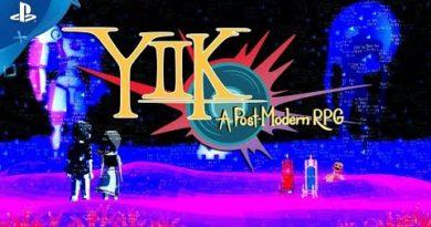 YIIK: A Postmodern RPG - Release Date Trailer   PS4