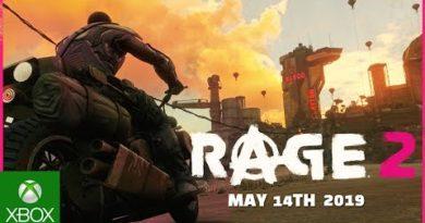 Rage 2: Open World Trailer