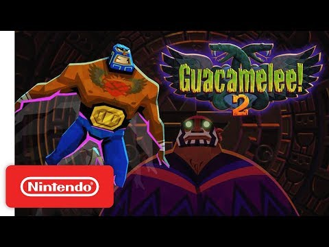 Guacamelee! 2 - Launch Trailer - Nintendo Switch