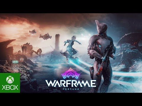 Warframe: Fortuna | Available Now
