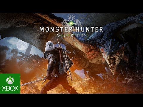 Monster Hunter: World – The Witcher 3: Wild Hunt collaboration trailer