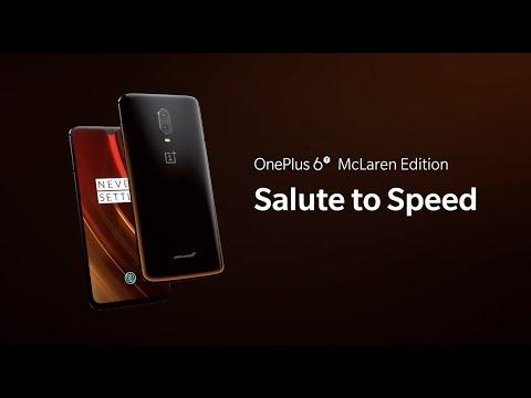 OnePlus 6T McLaren Edition - Salute to Speed