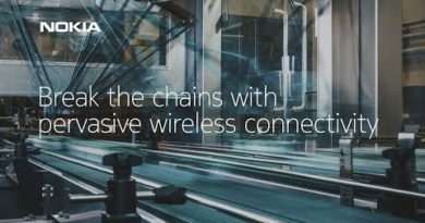 Break the chains with pervasive wireless connectivity