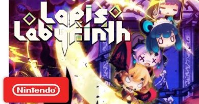 Lapis x Labyrinth - Announcement Trailer - Nintendo Switch