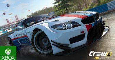 The Crew 2 – Free Weekend vehicle reward – BMW Z4 GT3 (2011)