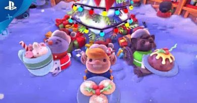 Overcooked 2 - Kevin's Christmas Cracker Update! | PS4