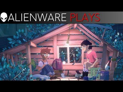 Alienware Plays The Gardens Between - Gameplay /w AlienFX on Aurora Gaming PC