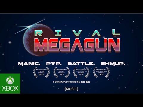 Rival Megagun Official Trailer