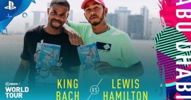 FIFA 19 World Tour - Lewis Hamilton vs King Bach | PS4