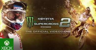 Monster Energy Supercross - The Official Videogame 2 - First gameplay reveal