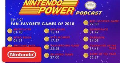Fan-Favorite Games of 2018 | Nintendo Power Podcast