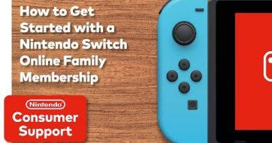 Consumer Service: How to Get Started with a Nintendo Switch Online Family Membership