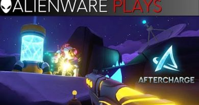 Alienware Plays Aftercharge (Beta) - Gameplay on Aurora Gaming PC (GTX 1080 Ti)