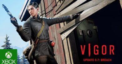 Vigor – 0.7 Update Trailer