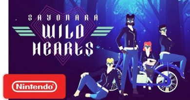 Sayonara Wild Hearts - Reveal Trailer - Nintendo Switch