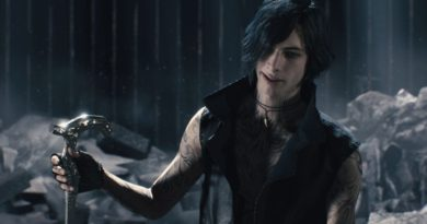 A Look Ahead: Devil May Cry 5