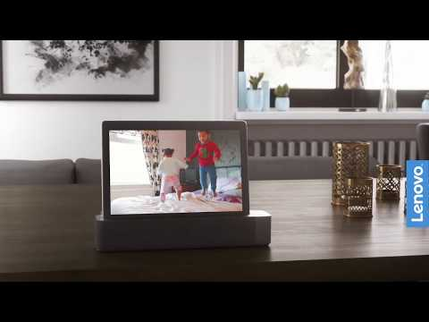 Lenovo Smart Tab – ask Alexa for weather, information and more
