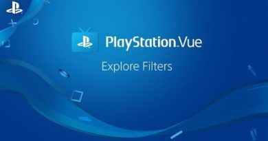 PlayStation Vue - Explore Filters