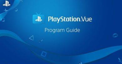 PlayStation Vue - Program Guide