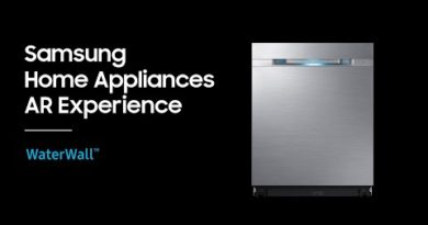 Samsung Home Appliances AR : WaterWall™ with ZoneBooster™
