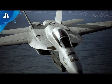 Ace Combat 7: Skies Unknown - Launch Trailer | PS4