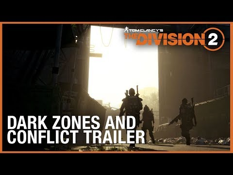 Tom Clancy's The Divison 2 - Multiplayer Trailer | PS4