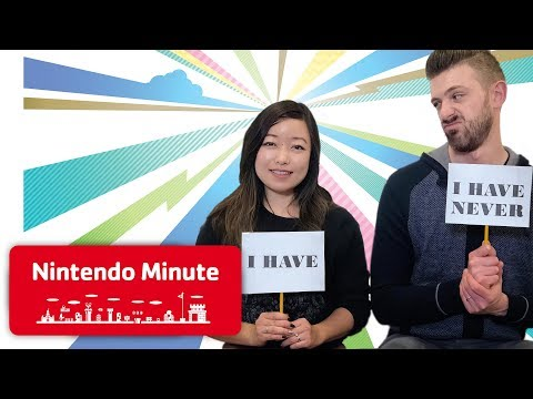 'Never Have I Ever' Gaming Edition - Nintendo Minute