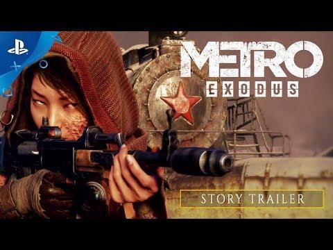 Metro Exodus - Story Trailer | PS4