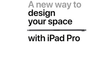 iPad Pro — A new way to design your space — Apple