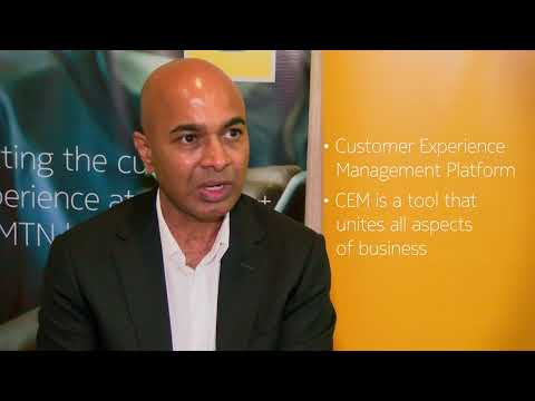 MTN Nigeria - Digital Transformation Journey