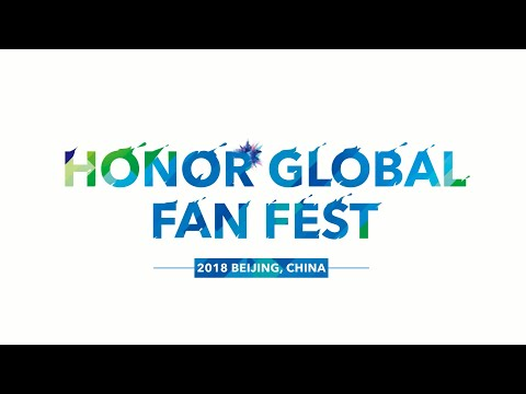 HONOR Global Fan Fest In China - 27/12/2019