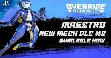 Override: Mech City Brawl – Mech DLC #2: Maestro | PS4