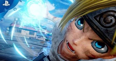 Jump Force - Dai and Naruto Characters Reveal Trailer | PS4