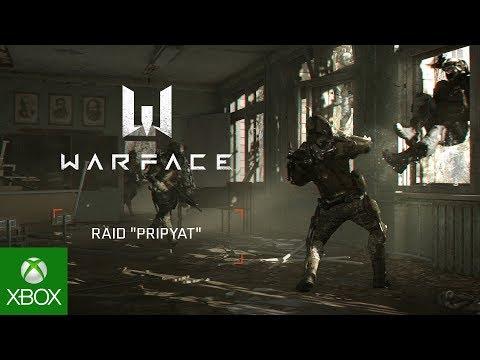 """Warface - New Raid """"Raid Pripyat """""""