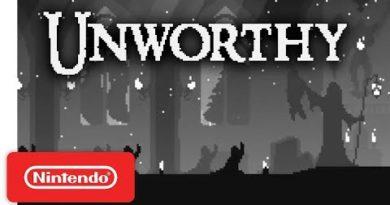 Unworthy - Launch Trailer - Nintendo Switch