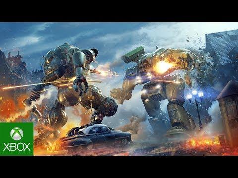 World of Tanks: Core Breach Trailer