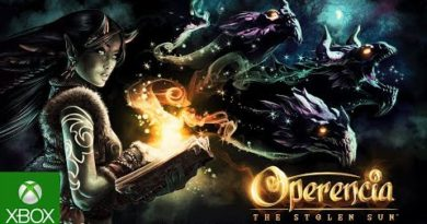 Operencia: The Stolen Sun - A Classic Dungeon-Crawling RPG From Zen Studios