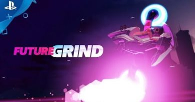 FutureGrind - Official Trailer   PS4