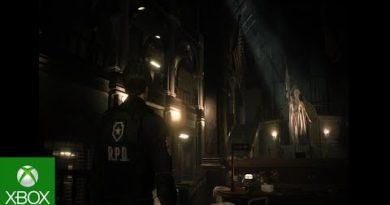 Resident Evil 2 1-Shot Demo Trailer
