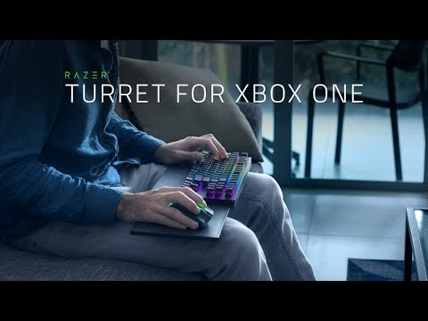 A New Way to Play | Razer Turret for Xbox One