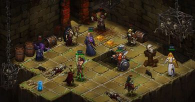 Creating the Turned-Based RPG Dark Quest 2