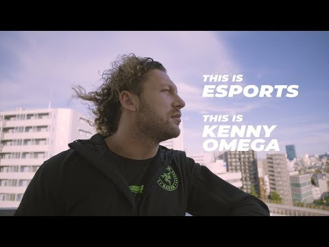 This is Esports. This is Kenny Omega.