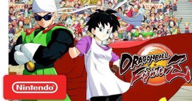 DRAGON BALL FighterZ - FighterZ Pass 2 Trailer - Nintendo Switch