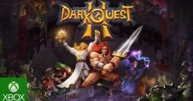 Dark Quest 2 - Xbox Launch Trailer