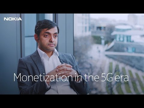 Monetization in the 5G era